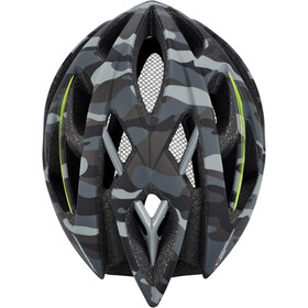 Rudy Project Airstorm Helmet grey camo-lime fluo (matte)